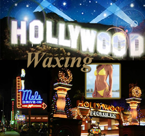 Hollywood bikini wax beauty Salon Edinburgh