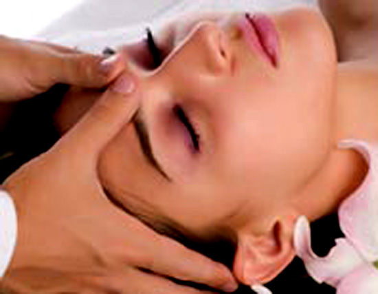 Indian Head Massage Beauty Salon Edinburgh