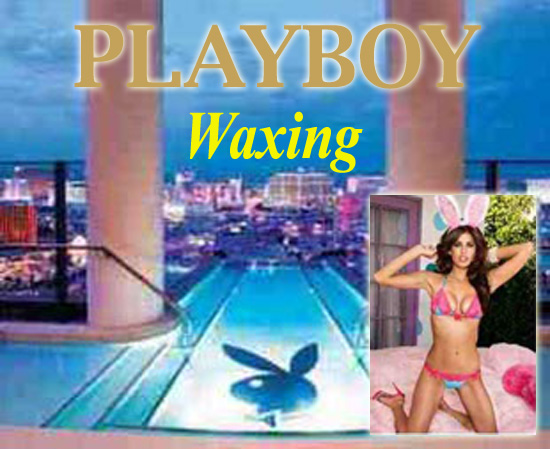 Playboy bikini wax Edinburgh