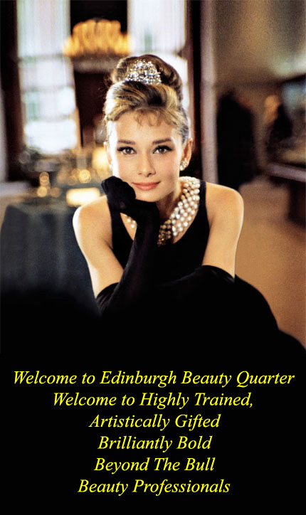 beauty salon edinburgh Scotland