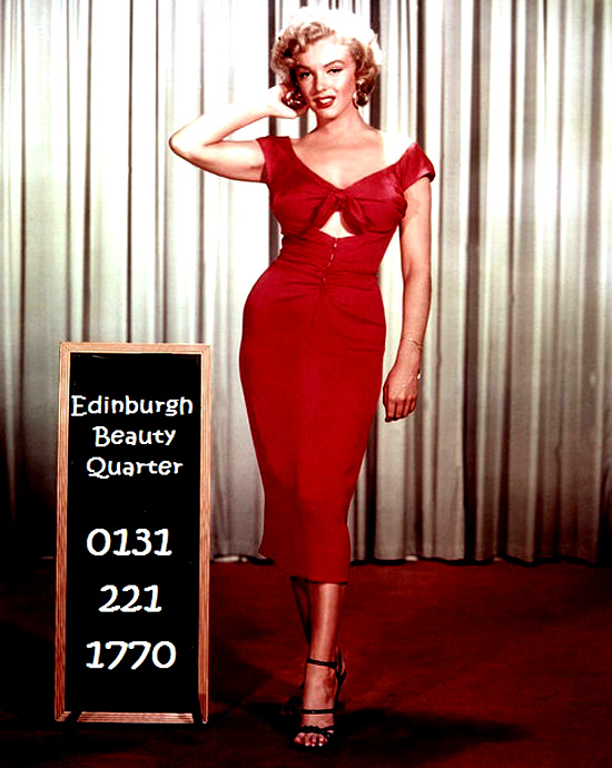 Beauty Salon Edinburgh UK Edinburgh Beauty Quarter - Beauty Salon Edinburgh Scotland UK