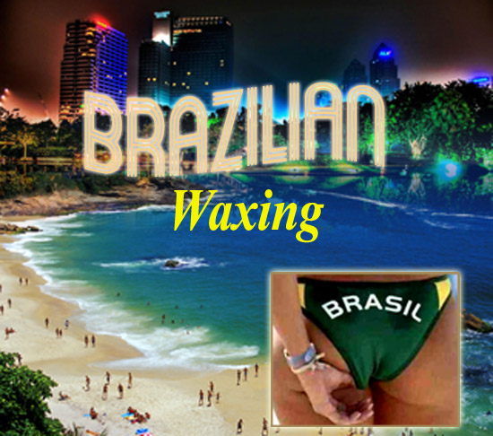 Brazilian Bikini Wax Beauty Salon Edinburgh