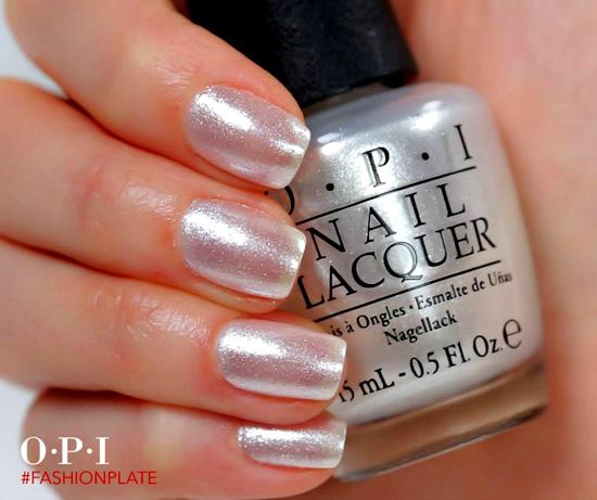 OPI manicure Beauty Salon Edinburgh