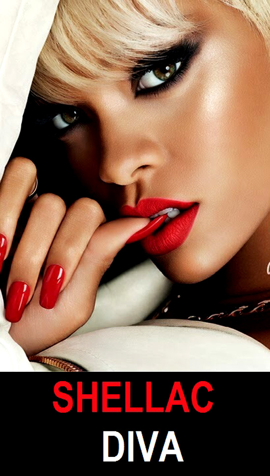 Shellac manicure Beauty Salon Edinburgh Edinburgh Beauty Quarter - Beauty Salon Edinburgh Scotland UK