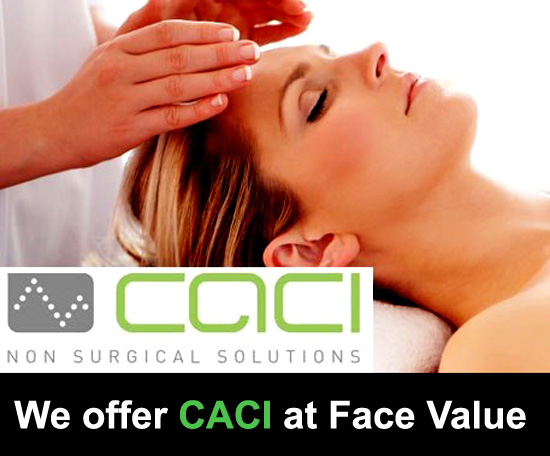 CACI Facials Edinburgh Beauty Quarter - Beauty Salon Edinburgh Scotland UK